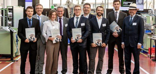 VDMA ve Walter Reiners Vakfı'ndan, Beş Genç Mühendise Toplam 17 Bin 500 EURO'luk Ödül